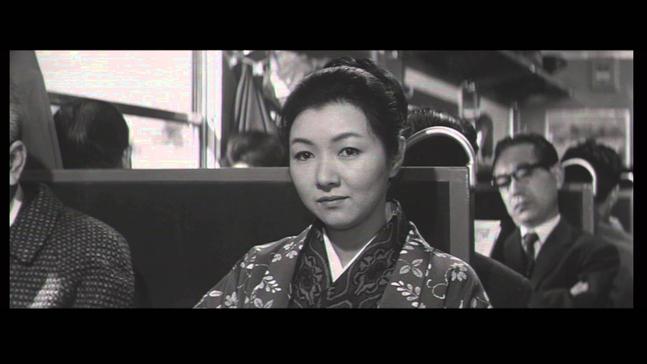 UNE FEMME DANS LA TOURMENTE de Mikio Naruse - Official trailer - 1964