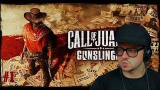EGY VADNYUGATI STORY! // Call Of Juarez: Gunslinger // #1