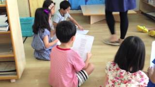 Korean Class Singing Summer NIghts