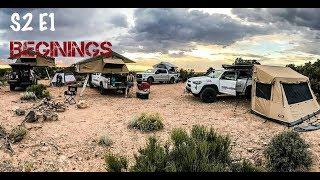 Overlanding USA Weekend Warriors - S2 E1 - Utah Traverse