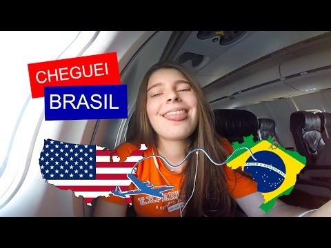 Diário de Intercâmbio #40 - MINHA VOLTA PRO BRASIL!!