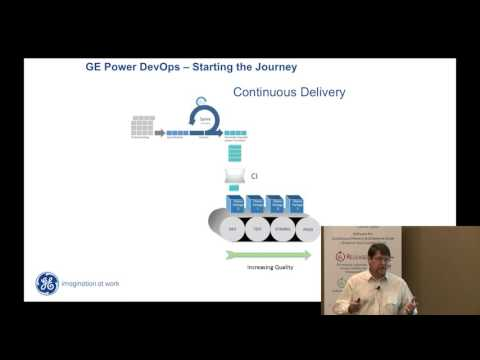DevOps Journey by General Electric Power