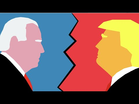 2020 US election: Biden vs. Trump