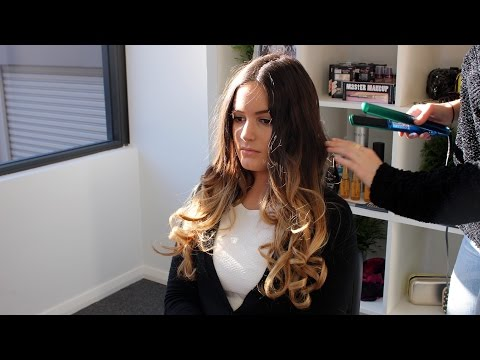 HOW TO: Ghd V Lagoon Professional Styler