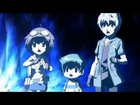 Beyblade Metal Masters-Episode 1: Seeking A Legend! English Dubbed (Part 2/2)