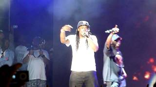 A Tribe Called Quest - Can I Kick It and Excursions - Live at Rock the Bells 2010