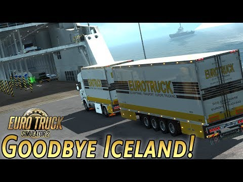 Coming Home - Euro Truck Simulator 2 - Ep.4: Norway (with Wheel Cam)