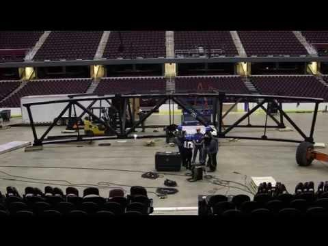 Sneak Peak At New Quicken Loans Arena HD Jumbotron