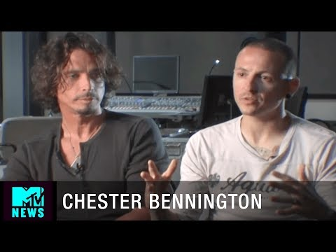 Download Youtube: Chester Bennington & Chris Cornell on Working Together | MTV News