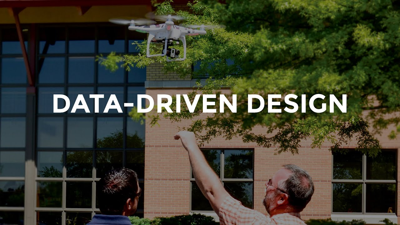 Data-Driven Design for Surveying, Project and Site Planning and Construction