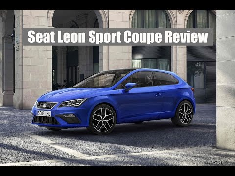 SEAT Leon Sport Coupe Full Video Review 2014