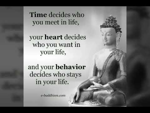 Buddha Relationship Quotes