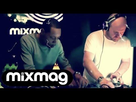 EXIST (Atjazz & Karizma) DJ set in Mixmag's DJ Lab