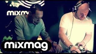 EXIST (Atjazz & Karizma) DJ set in Mixmag
