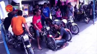 DRAG MOTOR BSMC   Suasana Paddock Ivent Drag Bike Magelang 2016