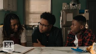 Young Stars Of 'The Chi' On Show's Impact And Their Close Bond