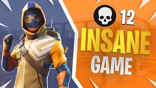 INSANE Game 12 Kills (Fortnite Summit Striker Gameplay) - Fortnite Battle Royale Gameplay