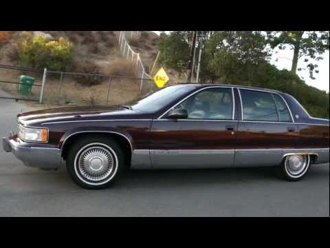30+ 95 Cadillac Fleetwood Brougham For Sale