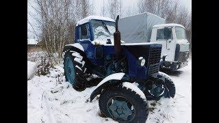 Продажа МТЗ 82 малая кабина в Тверском регионе!
