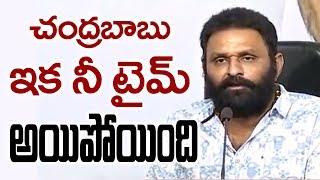 Minister Kodali Nani Press Meet LIVE | Slams Chandrababu Naidu | Vijayawada | Sakshi TV