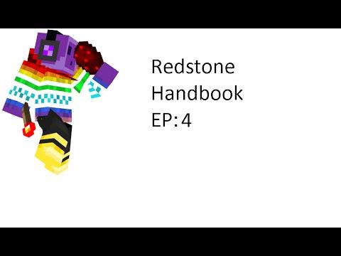 minecraft redstone guide book pdf