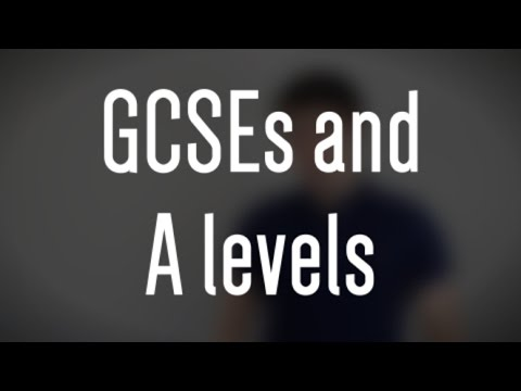 Oxbridge Application Guide #3: GCSEs And A-levels