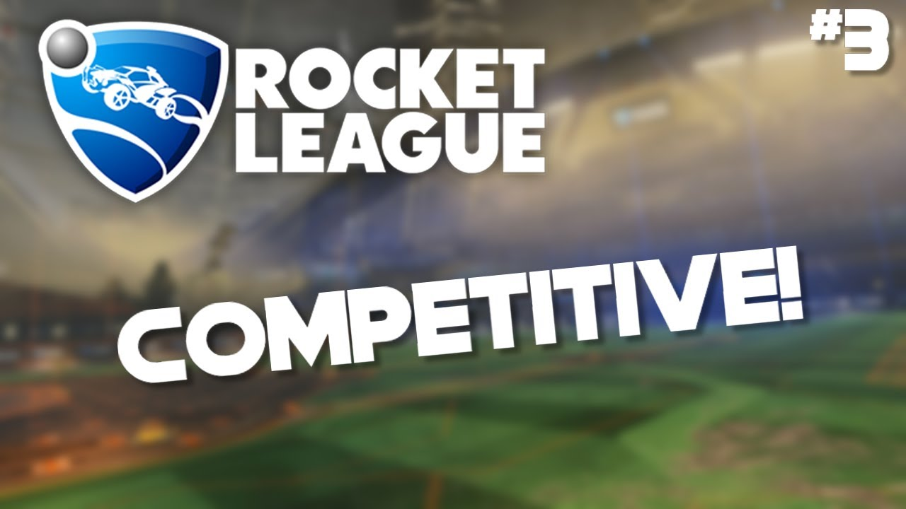 Failing In Competitive!  Rocket League #3  With Jack and Jackson ...