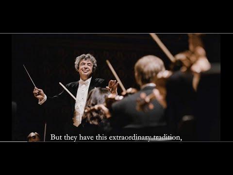 Semyon Bychkov on the Czech Philharmonic (SCP Orchestras) mp3