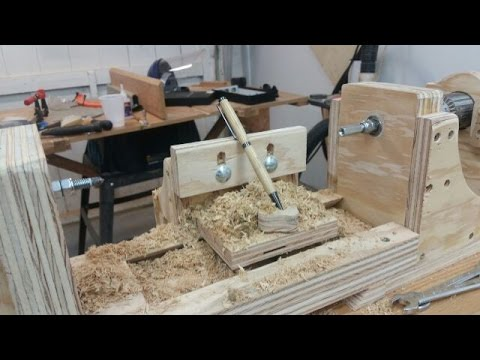 Make Your Own Lathe
