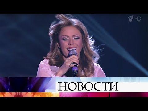 На Троекуровском кладбище прощаются с Юлией Началовой. - Видео приколы ржачные до слез