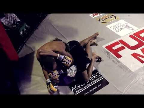 """Fury MMA #9 Sept 2013 - LEO """"DOLLZIM"""" DAVIS Vs CHARLES KELLY"""