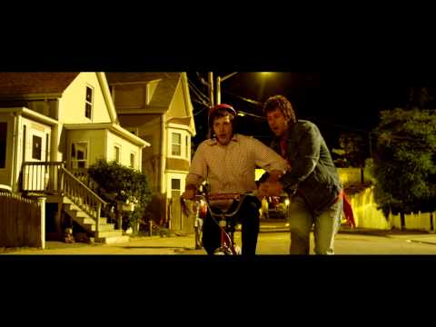 Thats My Boy - Movie Clip - Bike