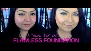 Flawless Foundaion & Contour/Highlight Thumbnail