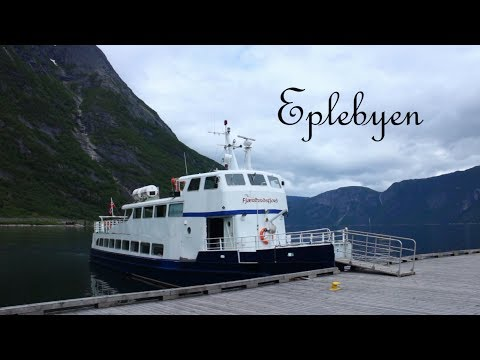 Ulvik - Eplebyen