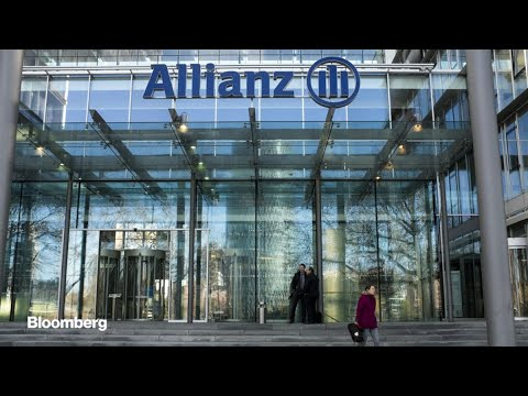 Allianz CEO Says Virus Hit Insurers Like a 'Meteorite'