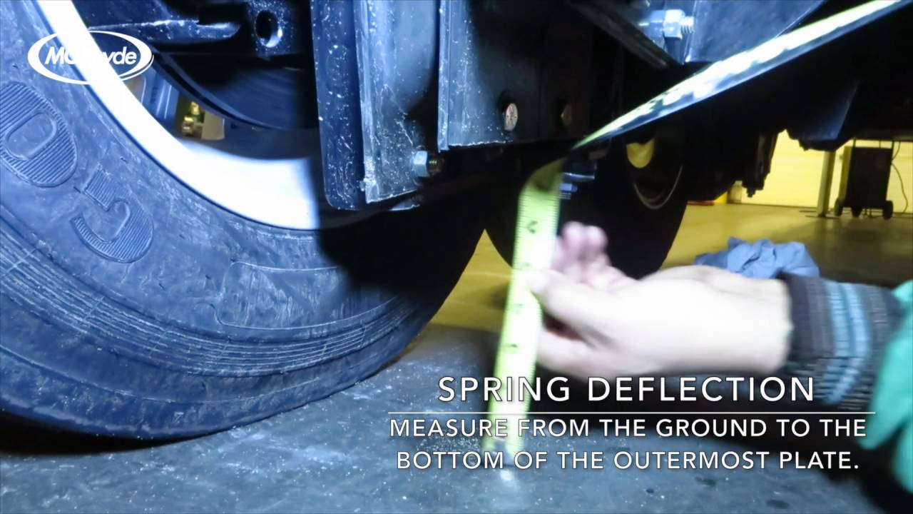 MORryde Independent Suspension Inspection Video