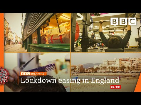England's lockdown to ease as planned on 12 April @BBC News live 🔴 BBC