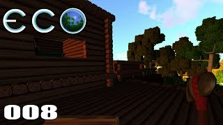 🔨 ECO 008 | Anbauen & Haus vergrößern | Let's Play Gameplay Deutsch thumbnail