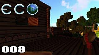 🔨 ECO 008 | Anbauen & Haus vergrößern | Let's Play Gameplay Deutsch thumbnail