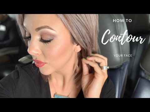 How Do You Contour YOUR Face? | Mary Kay Products | Amber Lykins