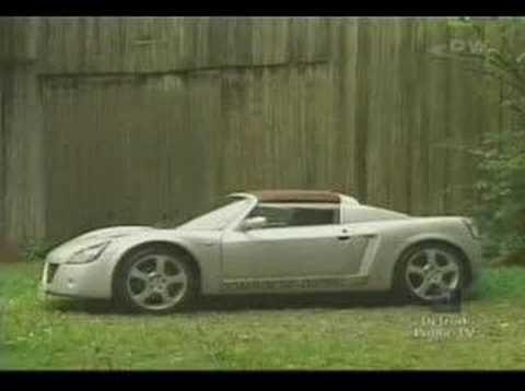 Opel Speedster Diesel Youtube