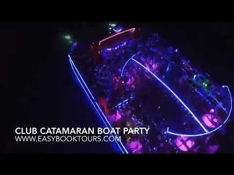 BODRUM CATAMARAN NIGHTCLUB - Party on the water in Bodrum