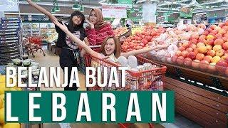 Beby Vlog #28 - Belanja Buat Lebaran!!