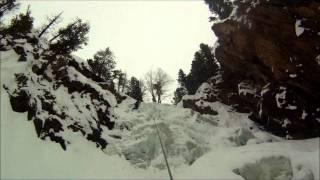 Ice Climbing Colorado