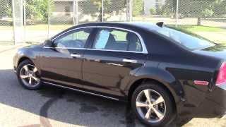 Chevrolet Malibu 2012 Videos