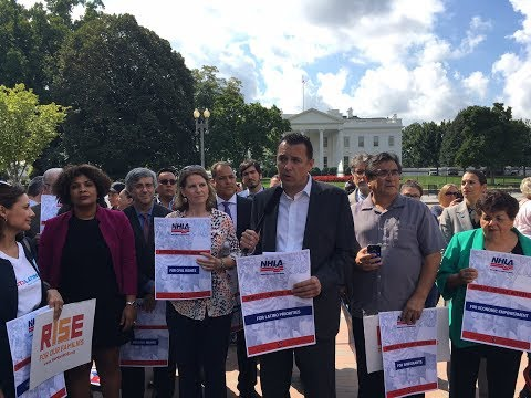 #LatinosAct: White House Rally & Protest