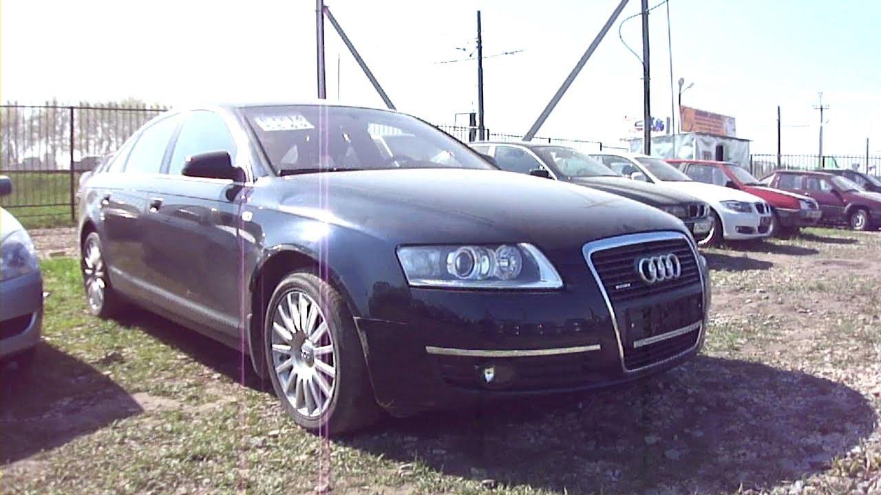 Audi A6 обзор