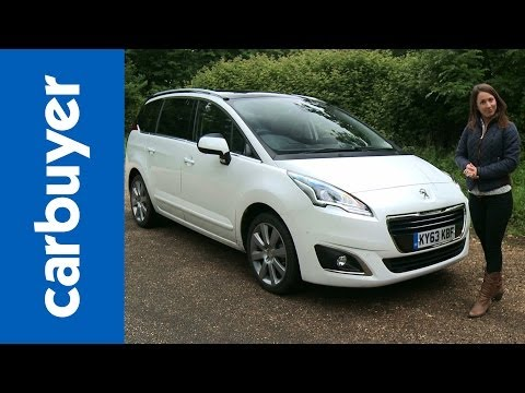 Peugeot 5008 MPV 2014 review – Carbuyer