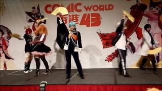 【刀劍亂舞-花丸-】CW43 - 恋と浄土の八重桜 踊ってみた@iMOTiON