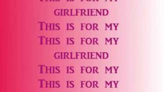 Nicki Minaj - Girlfriend with lyrics